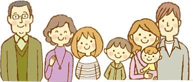 家族がおいしい空気を吸える 本来あるべき住まいの姿に。それが、免疫住宅です。